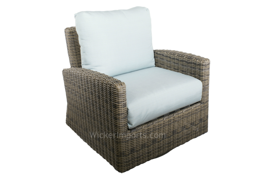 275SG - Bainbridge and Cabo Swivel Glider Cushions