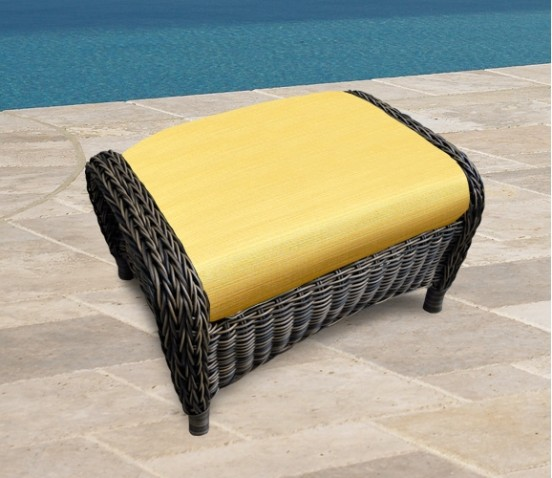 405O - Berkshire and Brookwood Ottoman Cushion
