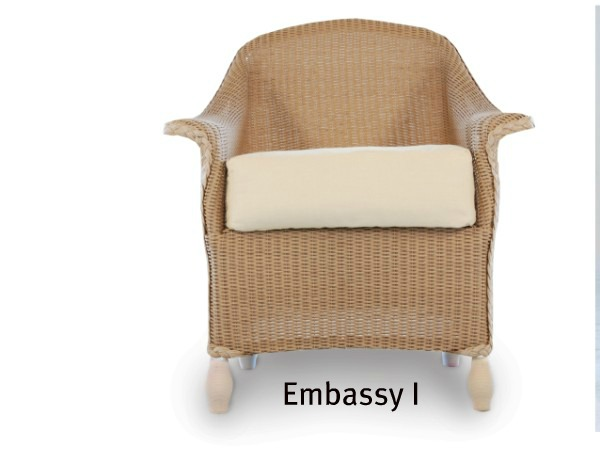 250DC - Embassy I Dining Chair Cushion