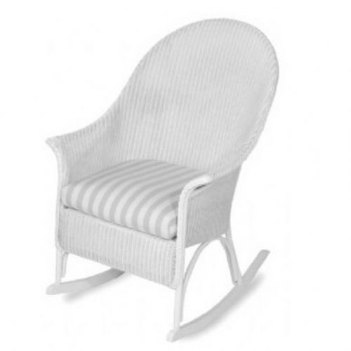 8036 - Heirloom High Back Rocker Cushion