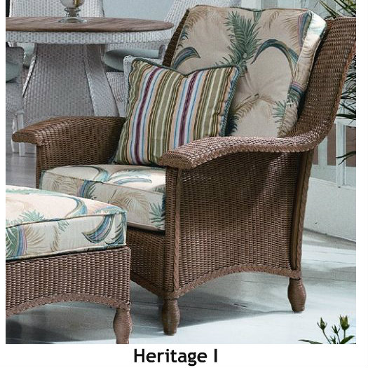 240C - Heritage I Chair Cushion