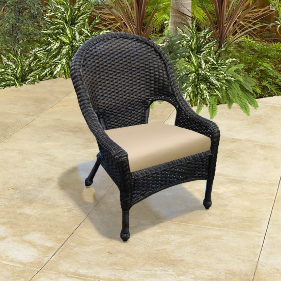 401DC - Monaco and Montclair Dining Chair Cushion