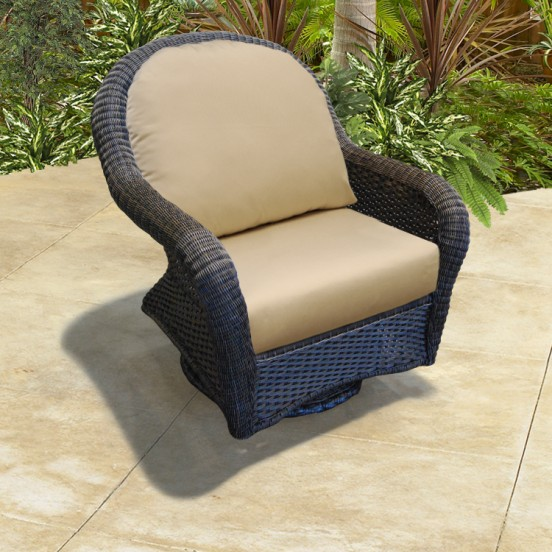 401SG - Montclair and Monaco Swivel Glider Cushions