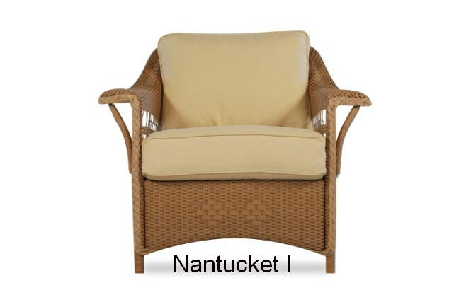 510C Nantucket I Chair Cushion