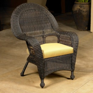 400DC - Charleston and Port Royal Dining Chair Cushion