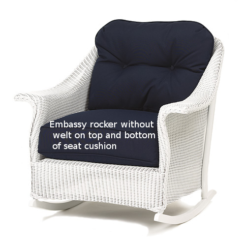 251R - Embassy II Rocker Cushion