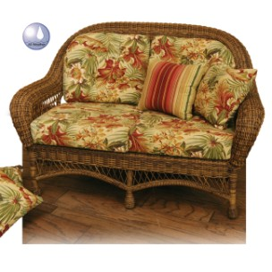 4737LS - Empire Loveseat Cushions