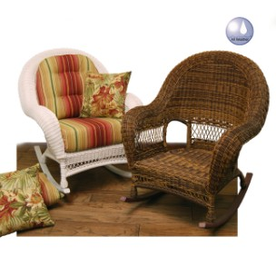 4737R - Empire Rocker Cushions