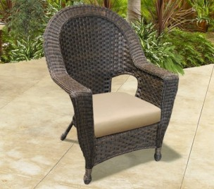 403DC - Augusta and Georgetown Dining Chair Cushion