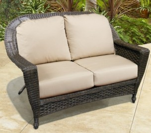 403LS - Augusta and Georgetown Loveseat Cushions