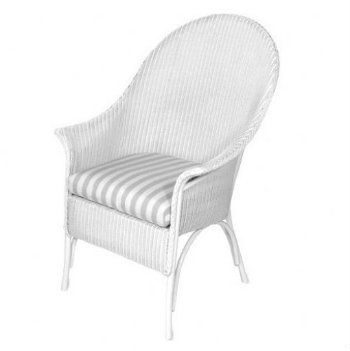 8036 - Heirloom Hi Back Chair Cushion