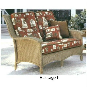 Heritage I Loveseat Cushion