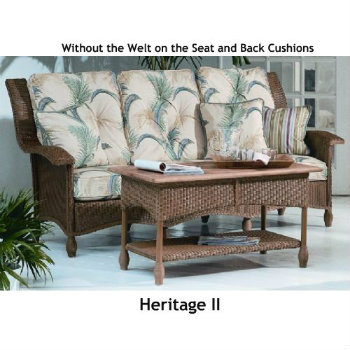 241SR - Heritage II Sofa Cushion
