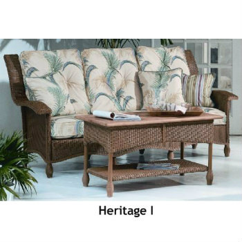 240S - Heritage I Sofa Cushion