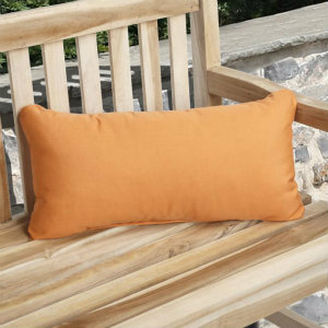 "22TW - 22"" x 9"" Kidney Pillow with Welt"