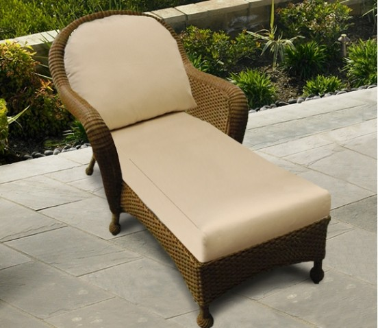 401CL - Montclair and Monaco Stationary Chaise Lounge Cushions