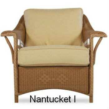 510C - Nantucket I Chair Cushion