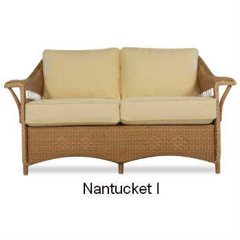 Nantucket I Loveseat Cushions