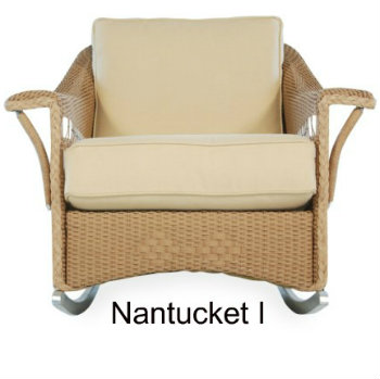 Nantucket I Rocker Cushion
