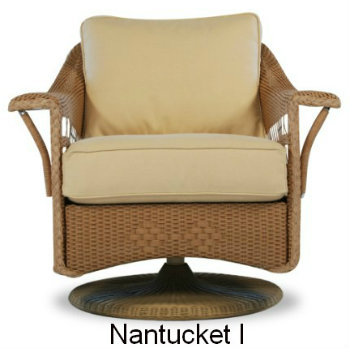 Nantucket I Glider Cushions
