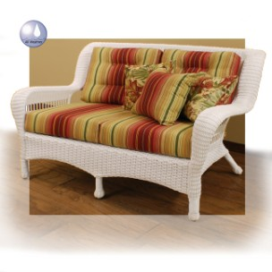 Salinas Loveseat Cushions