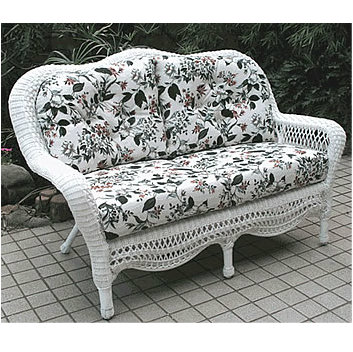 390LS - Seaview Loveseat Cushions