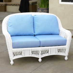 402LS - Montego and St. Lucia Loveseat Cushions