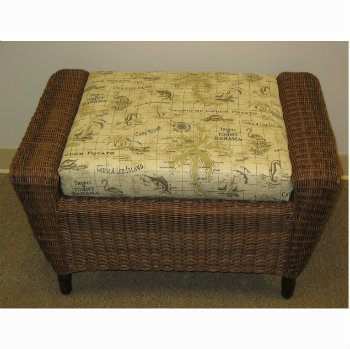 410O - Summit Ottoman Cushion