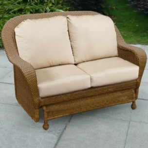 404G2 - Winward and Winchester Double Glider Cushions