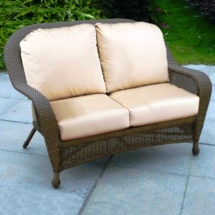 404LS - Winchester and Winward Loveseat Cushions