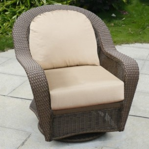 404SG - Winward and Winchester Swivel Glider Cushions